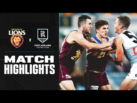 Brisbane v Port Adelaide Highlights | Round 5, 2020 | AFL