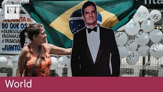 Sérgio Moro: the judge cleaning up Brazil