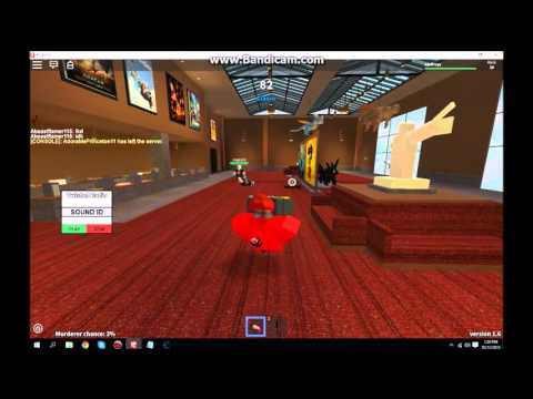 ROBLOX - Twisted Murderer Funny Moments + Murd Gameplay!!