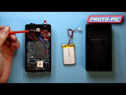 GPS Logger for Metal Detecting