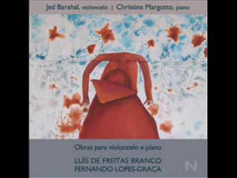 Lopes-Graça - Página Esquecida - Jed Barahal e Christina Margotto