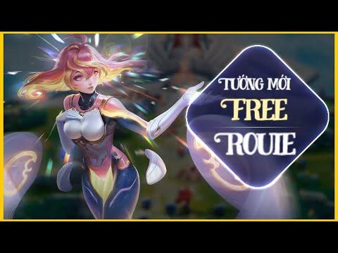 FREE TƯỚNG MỚI ROUIE | Dịch Chuyển Nguyên Team - Gọi Hội Tới Chiến