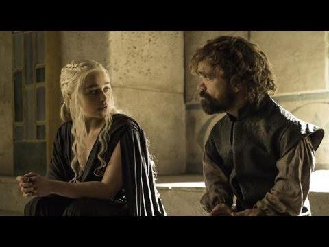 EXCLUSIVE: 'Game of Thrones': Peter Dinklage Crashes Emilia Clarke's Set Tour