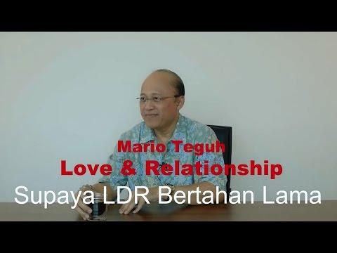 Supaya LDR Bertahan Lama - Mario Teguh Love & Relationship