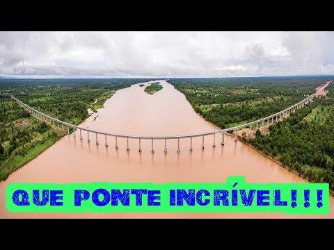 Ponte Ferroviária Sobre o Rio São Francisco - Dezembro/2018