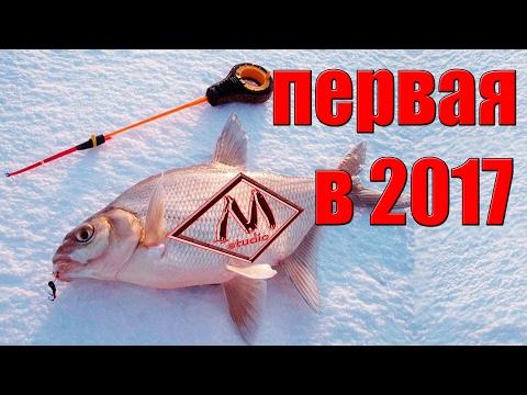 Первая рыбалка 2017: