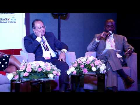 Inaugural panel discussion at the first edition of Flower Logistics Africa