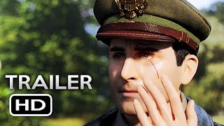 WELCOME TO MARWEN Official Trailer 3 (2018) Steve Carell Drama Movie HD
