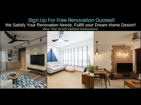 Home Interior Designer Renovation In Singapore Renopodia