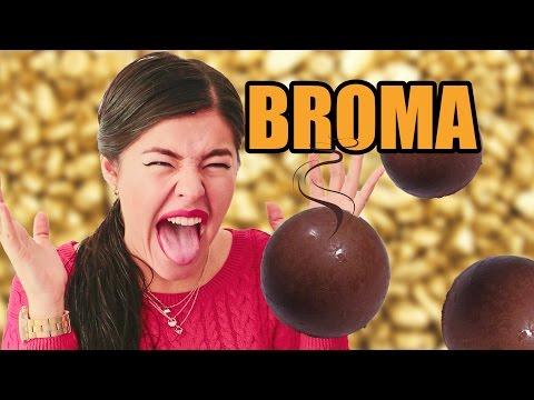 BROMA: CHOCOLATES DE POPO | LOS POLINESIOS PLATICA POLINESIA BROMAS
