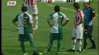 Necaxa vs Leon Liga de Ascenso Fecha 7