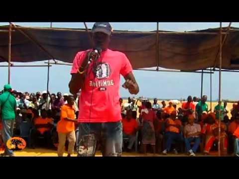 Témoignage de Cedric Johnson: j'accepte de mourrir pour mon vote et mes droits [01/09/2012]
