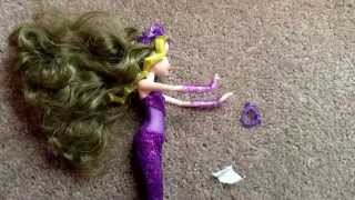 Winx Club Darcy Sirenix Doll Transformation (fanmade)