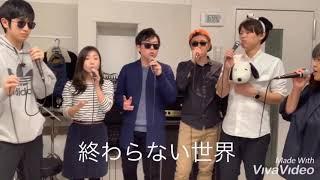 埼玉県の川越を中心に活動しているアカペラグループの meli‐melo(メリメ...
