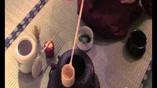 Así es una ceremonia del té japonesa