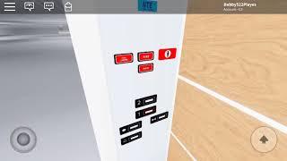 KONE Traction ascenseur - Macy's-Robloxia Mall-ROBLOX