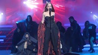 Patricia Aguilar imita a Mónica Naranjo en la Gran Final - Tu Cara No Me Suena Todavía