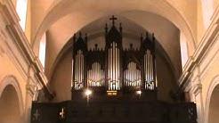 orgue L'Isle-en-Dodon (F) -  récit de flûte de  A.P.F. BOËLY (1785 - 1858)