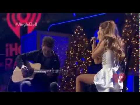 Ariana grande live z100 39 s jingle ball 2013 at madison square garden youtube for Jingle ball madison square garden