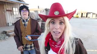 Angry Birds In Real Life Challenge (Giant Battle Royale) Matt and Rebecca