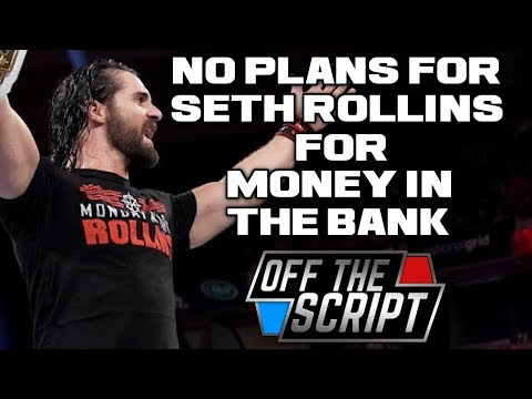MAJOR PLANS For Both Seth Rollins & Jeff Hardy AT WWE MONEY IN THE BANK? | Off The Script 223 Part 2