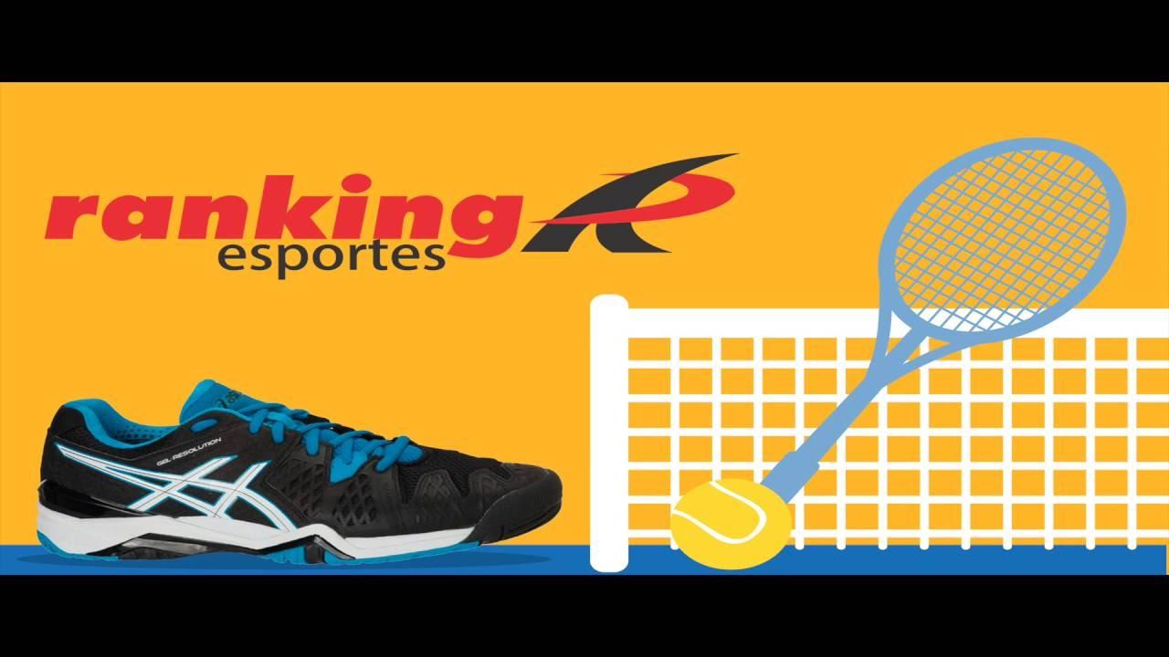 Classement Esportes Tênis Asics Gel Gel Tênis Asics Résolution 6. YouTube 1267afe - tinyhouseblog.website