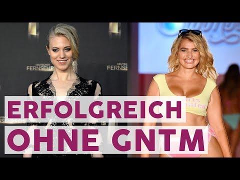 GNTM: Diese Teilnehmerinnen sind auch ohne Titel erfolgreich | STARS