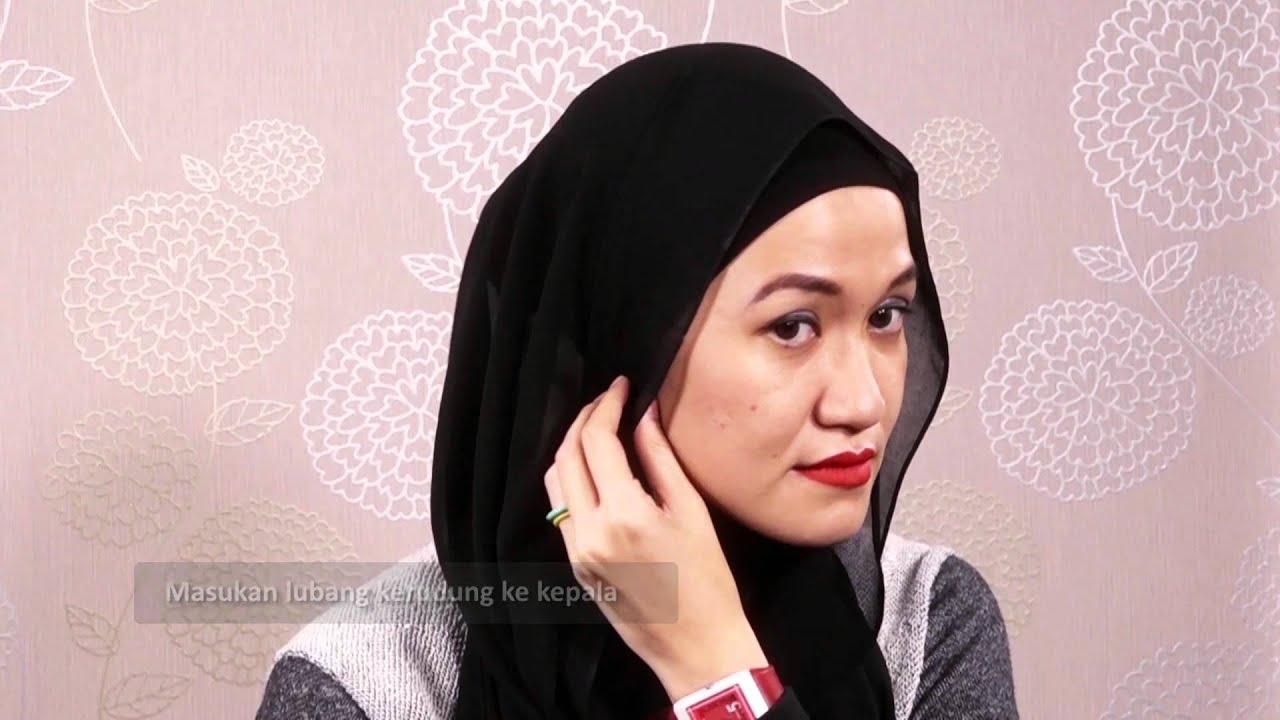 DAILY TIPS HIJAB Sporty Hijab Tutorial YouTube