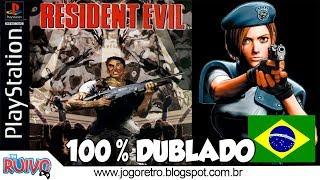 Resident Evil DUBLADO em Português (Director