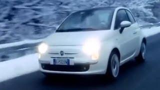Fiat 500 vs BMX Bandits | Top Gear