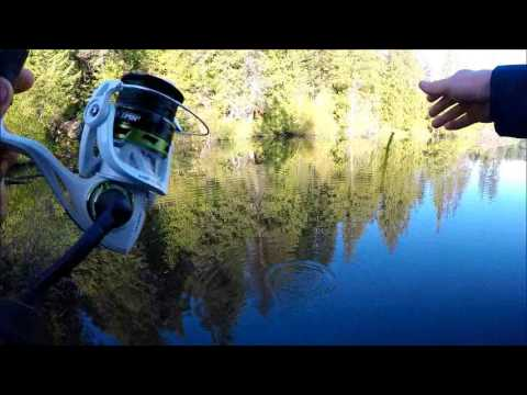 SPIRIT LAKE BASS FISHING