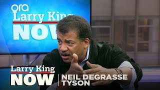 """""""It's hard to describe it"""": Neil deGrasse Tyson recalls trying to describe the sound on 9/11"""