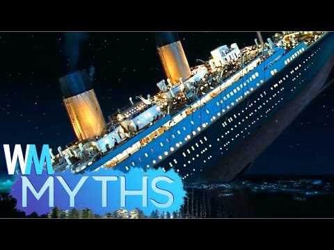 Top 5 Myths About The Titanic