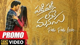 Telugutimes.net Padi Padi Leche Manasu 4K Video Song Promo