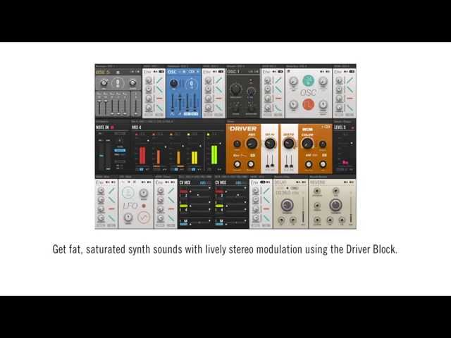 Native Instruments Reaktor 6 Lives! | Synthtopia