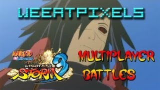 Naruto Shippuden Ultimate Ninja Storm 3 Free Team Battle 4 Thumbnail