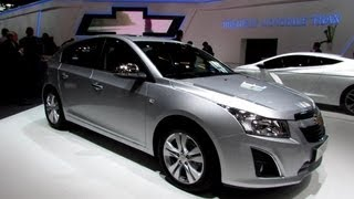 Chevrolet Cruze Hatchback 2012 Videos