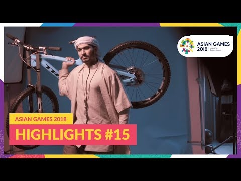 Asian Games 2018 Highlights #15