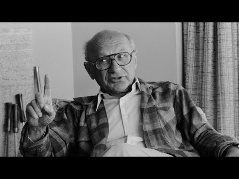 Milton Friedman: The 2 Minute Argument for Capitalism