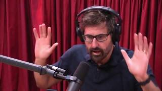 Joe Rogan and Louis Theroux Discussing the Truth about Scientology