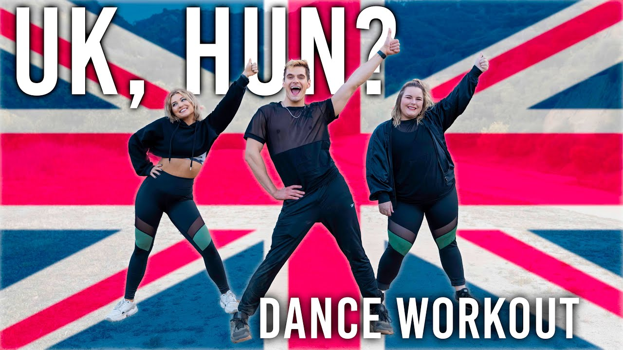 UK, HUN? - Cast Of Ru Paul's Drag Race UK Season 2 | Caleb Marshall | Dance Workout