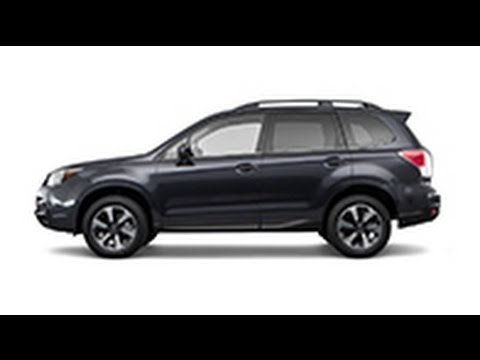 2017 Subaru Forester 2 5i Limited