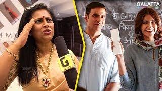 வயசுக்கு வந்தா கொண்டாடுற ஊரு இது - Lakshmy Ramakrishnan on Padman Movie   Akshay Kumar   Balki