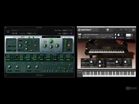 AudioPedia 110: Synths Samplers and Virtual Instruments - 1. Virtual Instrument  VI