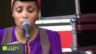 Imany - You Will never know - Le Live