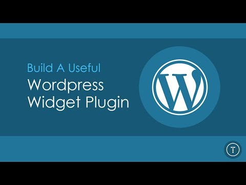 Build a Useful Wordpress Widget Plugin