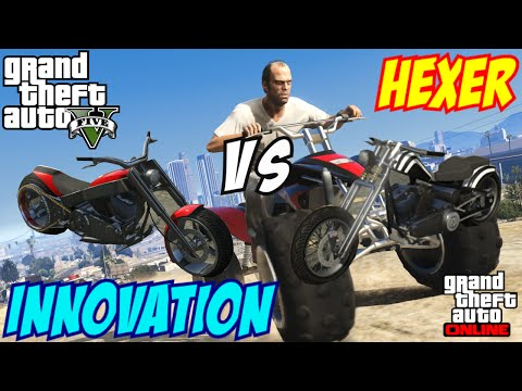 GTA 5 - LCC Innovation Vs LCC Hexer | #98 (GTA V)