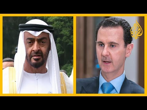 مقابل 3 مليارات دولار.. محمد بن زايد حاول جاهدا إقناع الأسد بخرق وقف إطلاق النار بإدلب  - نشر قبل 6 ساعة