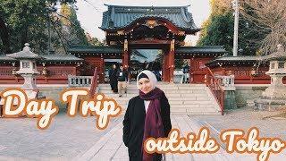 Exploring Saitama - Japan Travel Vlog 💜