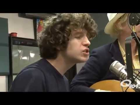 The Kooks @ Out of the Box on Q104.3 FM (NYC)